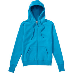 textil Dame Sweatshirts Sg SG28F Turquoise