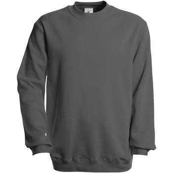 textil Herre Sweatshirts B And C Modern Steel Grey