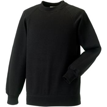 textil Børn Sweatshirts Jerzees Schoolgear 7620B Black