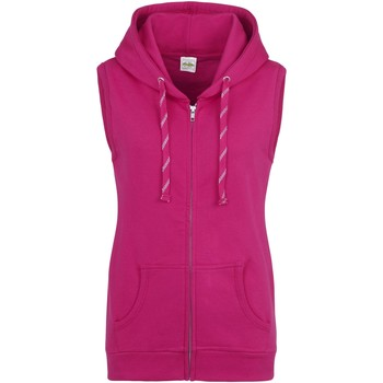 textil Dame Veste / Cardigans Awdis JH57F Hot Pink