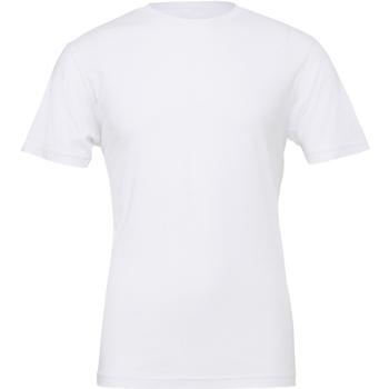 textil Herre T-shirts m. korte ærmer Bella + Canvas CA3001 White