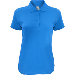 textil Dame Polo-t-shirts m. korte ærmer B And C Safran Atoll
