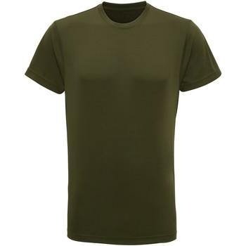 textil Herre T-shirts m. korte ærmer Tridri TR010 Olive