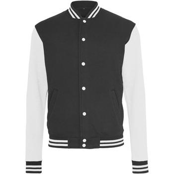 textil Herre Jakker Build Your Brand BY015 Black/White