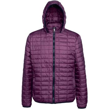 textil Herre Dynejakker 2786 TS023 Mulberry
