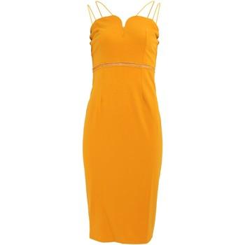 textil Dame Korte kjoler Girls On Film Midas Yellow