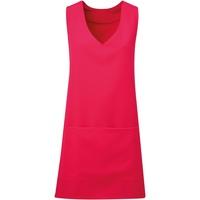 textil Dame Toppe / T-shirts uden ærmer Premier Tunic Hot Pink