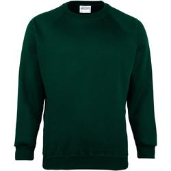 textil Børn Sweatshirts Maddins MD01B Bottle Green