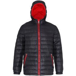 textil Herre Dynejakker 2786 TS016 Black/Red