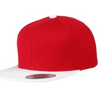 Accessories Kasketter Yupoong YP010 Red/White