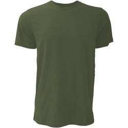 textil Herre T-shirts m. korte ærmer Bella + Canvas CA3001 Heather Olive