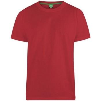 textil Herre T-shirts m. korte ærmer Duke Flyers-2 Red