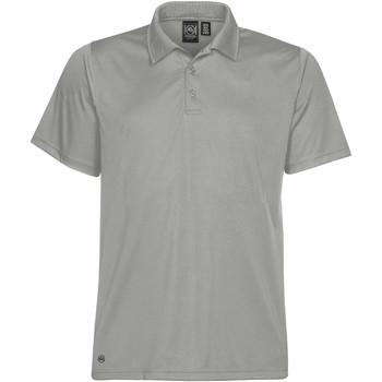 textil Herre Polo-t-shirts m. korte ærmer Stormtech PG-1 Cool Silver