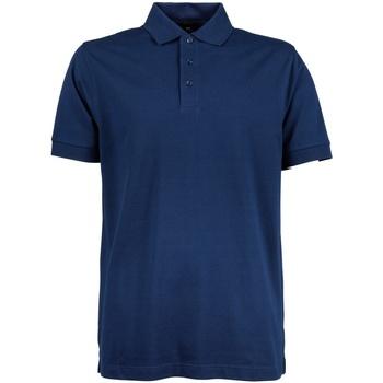 textil Herre Polo-t-shirts m. korte ærmer Tee Jays TJ1405 Indigo