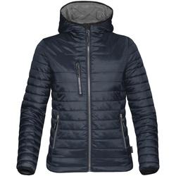 textil Dame Dynejakker Stormtech ST804 Navy/ Charcoal