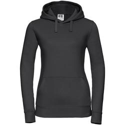 textil Dame Sweatshirts Russell 265F Black