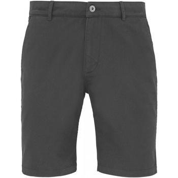 textil Herre Shorts Asquith & Fox AQ051 Slate