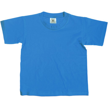 textil Børn T-shirts m. korte ærmer B And C Exact Atoll
