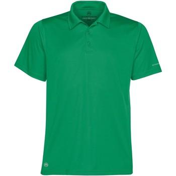 textil Herre Polo-t-shirts m. korte ærmer Stormtech ST669 Kelly Green