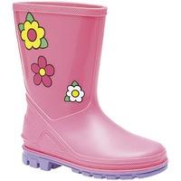 Sko Pige Gummistøvler Stormwells  Pink/Lilac