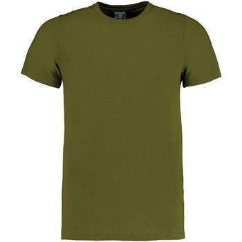 textil T-shirts m. korte ærmer Kustom Kit KK504 Khaki