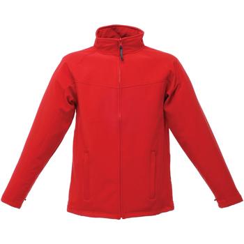 textil Herre Vindjakker Regatta Uproar Classic Red/Seal Grey