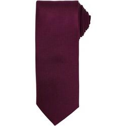 textil Herre Slips og accessories Premier PR780 Aubergine