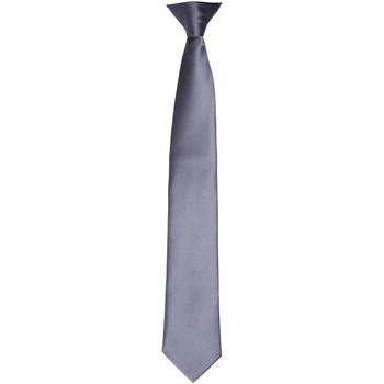 textil Herre Slips og accessories Premier PR755 Steel