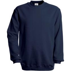 textil Herre Sweatshirts B And C Modern Navy Blue