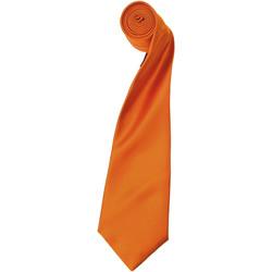 textil Herre Slips og accessories Premier Satin Orange