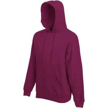 textil Herre Sweatshirts Fruit Of The Loom 62152 Burgundy