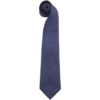textil Herre Slips og accessories Premier PR765 Navy