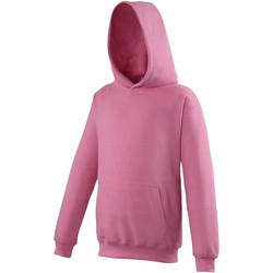 textil Børn Sweatshirts Awdis JH01J Candyfloss Pink