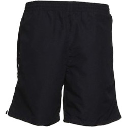 textil Herre Shorts Gamegear KK980 Black/White