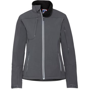 textil Dame Vindjakker Russell R410F Iron Grey