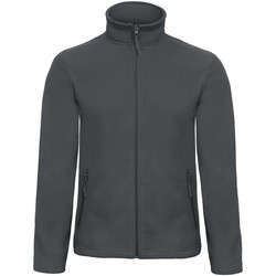 textil Herre Fleecetrøjer B And C ID 501 Dark Grey