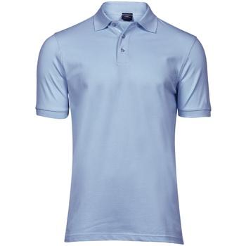 textil Herre Polo-t-shirts m. korte ærmer Tee Jays TJ1405 Light Blue