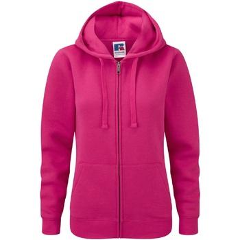 textil Dame Sweatshirts Russell 266F Fuchsia