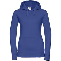 textil Dame Sweatshirts Russell 265F Bright Royal