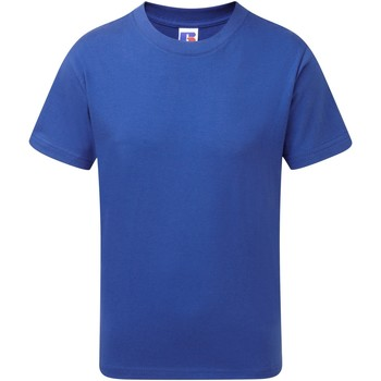 textil Dreng T-shirts m. korte ærmer Jerzees Schoolgear J155B Bright Royal