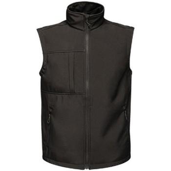 textil Herre Veste / Cardigans Regatta TRA848 Black/Black