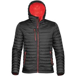 textil Herre Dynejakker Stormtech Gravity Black/True Red