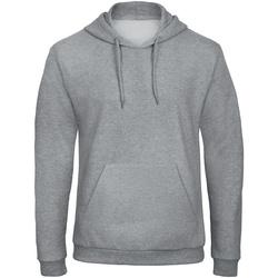 textil Sweatshirts B And C ID. 203 Heather Grey