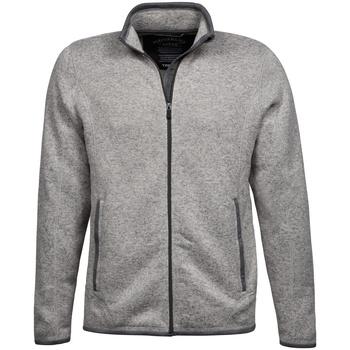 textil Herre Veste / Cardigans Tee Jays TJ9615 Grey Melange