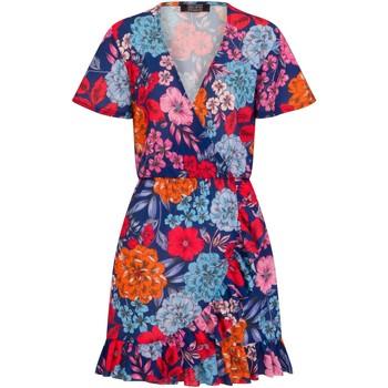 textil Dame Korte kjoler Girls On Film  Blue