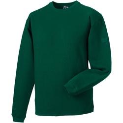 textil Herre Sweatshirts Russell 013M Bottle Green