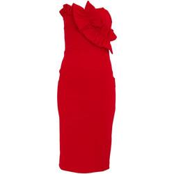 textil Dame Korte kjoler Girls On Film  Red