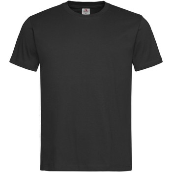 textil Herre T-shirts m. korte ærmer Stedman Stars  Black Opal