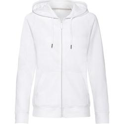 textil Dame Sweatshirts Russell J284F White