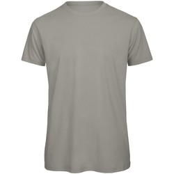 textil Herre T-shirts m. korte ærmer B And C TM042 Light Grey